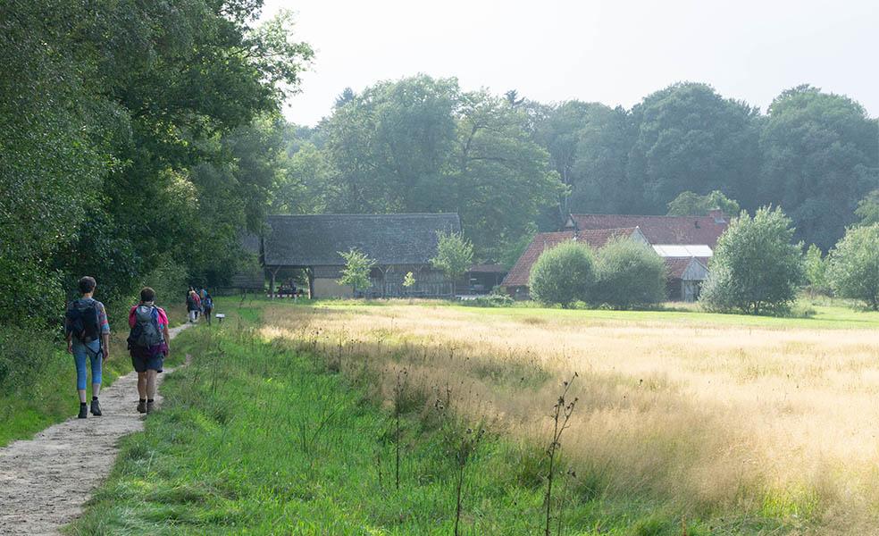 weekend wandelen in Twente