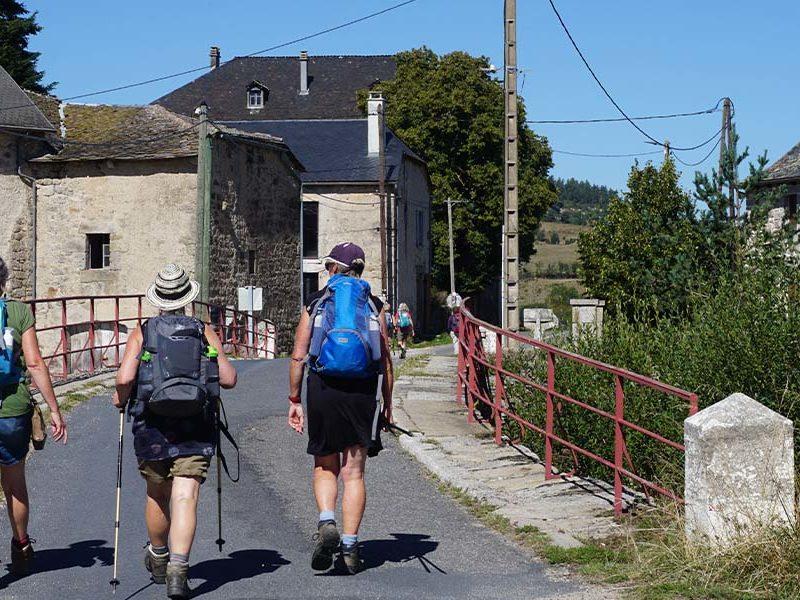 pelgrimstocht Via Podiensis Frankrijk