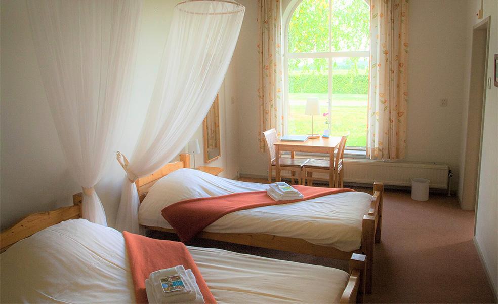Samaya rustige jaarwisseling slaapkamer